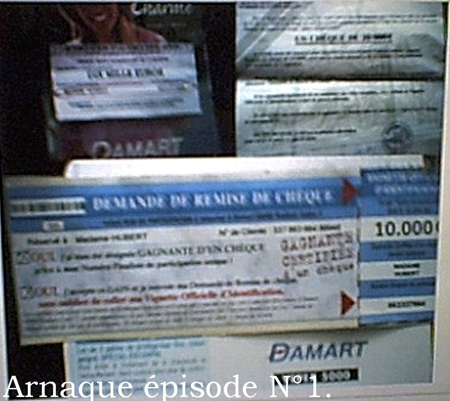 no sale tax hot new products meet ARNAQUE MES DEBOIRES AVEC DAMART -